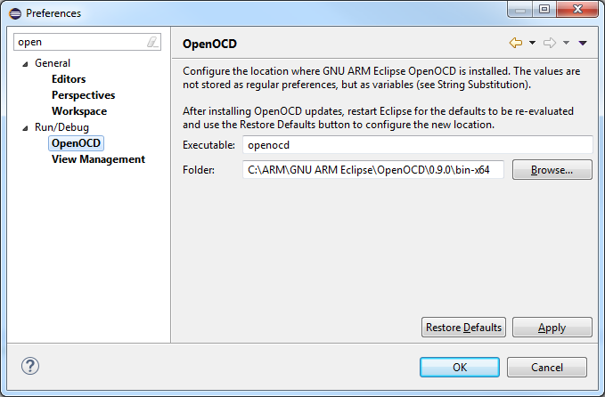 Openocd For Windows 64 Bit