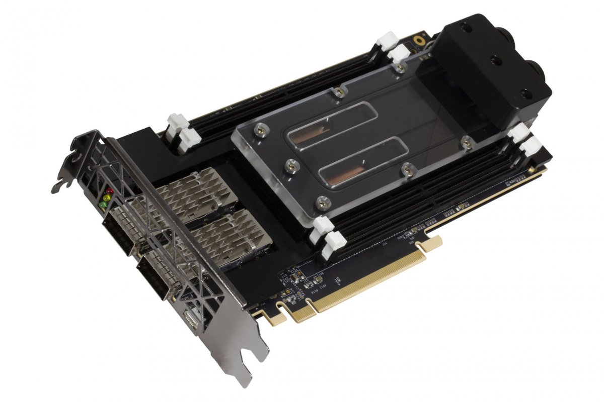 Отладочные платы BTU9P Xilinx Virtex Ultrascale+ VU9P