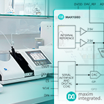 АЦП MAX11300 (PIXI) Maxim Integrated. Компэл