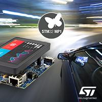 STM32MP1xxD/F – новые сверхпроизводительные микропроцессоры в Компэл