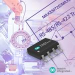 MAX33072E/MAX33073E – новые трансиверы RS-485/RS-422 от Maxim в Компэл